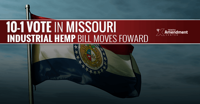 Image of hemp legalization in Missouri