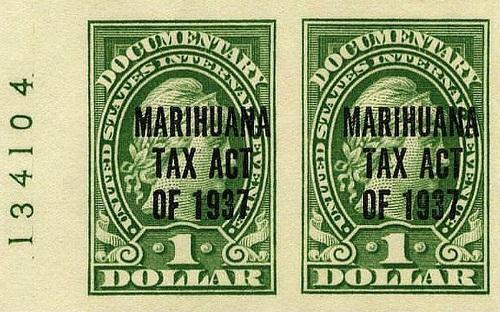 Marihuana Tax Act 1937ImageViaLeaflyDotCom