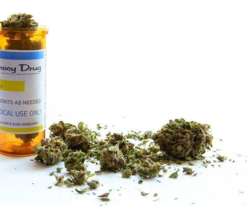 Image of medical marijuana soon to be available in Delaware