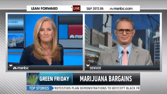 Green Friday MSNBC